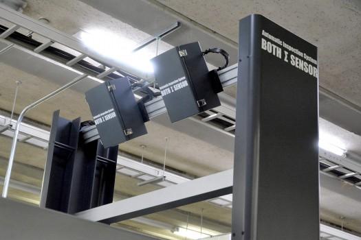 印刷紙面検査装置 Both Σ Sensor